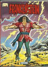 Frankenstein - Marvel Comics Graphic Novel 1987 (Mary Shelley)