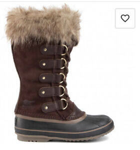 Sorel women's joan of Arctic winter Boots , Cattail Size 6.5  UK