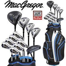 MacGregor DCT2000 Mens Golf Set Deluxe Cart Bag Graphite Package Set & FREE GIFT