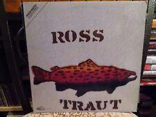 ROSS TRAUT Self Titled LP Record Album Vinyl