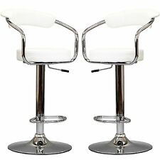 Modway Furniture Diner Bar Stools Set of 2 in White EEI-930-WHI Bar Stool NEW