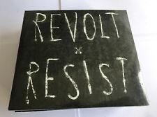 Revolt / Resist - Hundredth (2015, CD New & Sealed) 790692211920 [B10]