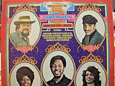 "THE 5th DIMENSION ""Greatest Hits On Earth"" 12 Inch Vinyl LP 33RPM Stereo VG+"