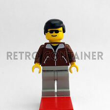 LEGO Minifigures - Townsperson - twn003 - Città Town Omino Minifig Set 1256 6434