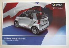 Smart . fortwo . Smart Fortwo gb10 edition . July 2010 Sales Leaflet
