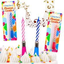 German Trendseller® - 1 x Magische Geburtstags - Kerzen mit - Geburtstagsmusik
