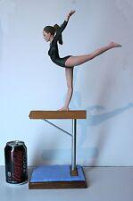 1/6 Resin Model Kit, Sexy action figure Gymnastics Balance Beam