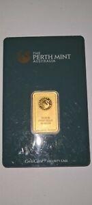 10g PURE AUSTRALIAN GOLD BULLION
