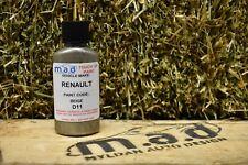 M.A.D Renault Beige Poivre D11 Pittura Ritocco Kit 30ML Zero Riparazione Clio