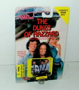 The Dukes Of Hazzard Racing Champion 1/144th Micro Scale Black General Lee NEW