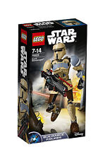 LEGO Star Wars Stormtrooper scarif (75523) NUOVO SIGILLATO MISB