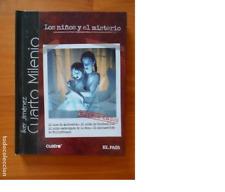 DVD + LIBRO CUARTO MILENIO 1 - LOS NIÑOS Y EL MISTERIO - IKER JIMENEZ (8N)