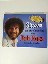 Bob Ross Discover the Joy of Painting by Annette Kowalski 1998 (v