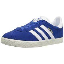 Adidas Gazelle Originals Shoes Royal Blue White S76227 Men 9 Suede COLTS DUKE KU