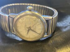 OGIVAL Rotates Automatic Incabloc 17 Jewel -Prepetuum  Self Winding Men's Watch
