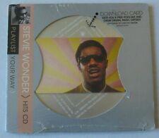 STEVIE WONDER  (CD) PLAYLIST YOUR WAY   NEUF SCELLE