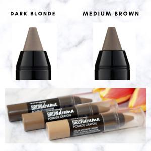 Maybelline Brow Drama Pomade Crayon I Dark Blonde or Medium Brown