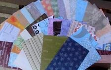 Paper Mix 50 Sheets15x30cm Various Patterns Great for Scrapbook & Card Making