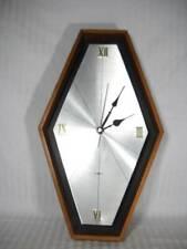 "Mid Century Modern Howard Miller 22"" Six Sided Wall Clock George Nelson Design"