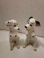 101 Dalmatians Porcelain Figurines Made in Japan