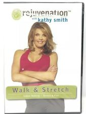 Rejuvenation Kathy Smith: Walk & Stretch (Dvd) Fitness Aerobics Workouts Oop
