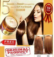 5 Seconds Repairs Hair Root Hair Treatment Quick Result PURC Mask keratin 100ML