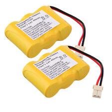 2x Replacement Battery Bt-17233 Bt-27233 Bt-17333 Bt-27333 for Vtech Phone New