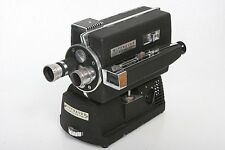 Wittnauer Cine Twin Model WD 400 8mm Movie Camera / Projector