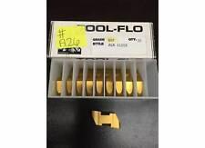 Tool Flo Carbide Inserts G5F ALR 4125R #a26