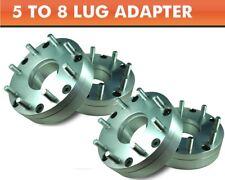 4 Wheel Adapters 5x5.5 to 8x170 ¦ Ford Super Duty 8 Lug Wheels On Dodge Durango