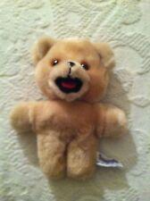 "Vintage 7"" Russ Snuggle Plush Stuffed Advertising Bear Fabric Softener"