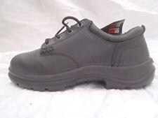 Oliver Mens Safety Shoe Oxford Black Lace Up Size 4