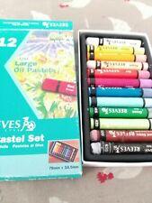Reeves Oil Pastel Set