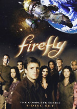 FIREFLY: COMPLETE SERIES (4PC) / (P&S) DVD NEW