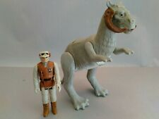 vintage Taun-Taun Hoth Rebel Soldier LOT Star Wars figure Kenner solid belly