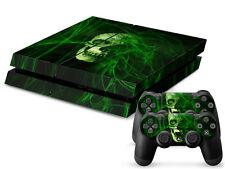 SONY PS4 PlayStation 4 SKIN Design Adesivo Pellicola Protettiva Set - Tossico