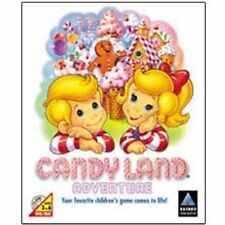 CandyLand Adventures  A child's first game comes to life!  Brand New  Candy Land