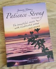 Joanna Sheen Patience Strong Vol One Double Disc 2 CD-ROM Papercraft Brand New