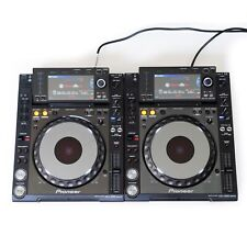 2er Paket: Pioneer CDJ 2000 NXS Nexus CD USB SD MP3 DJ Player + FREE T-Shirt