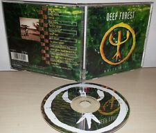DEEP FOREST - WORLD MIX - CD