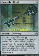 2x Generalschlüssel (Skeleton Key) Shadows over Innistrad Magic