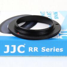 JJC RR-NEX Anillo Adaptador Inversor Macro Objetivos lentes 58mm para Sony NEX