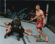 UFC Ultimate Fighting Dan Hardy Autographed Signed 8x10 Photo COA J