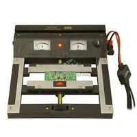 Aoyue 398 Working Platform with PCB Clamp + 0-15V PSU Mobile Phone Repair Tool