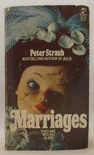 Marriages - Peter Straub - Kangaroo Pocket Book - 1977 - Mass Market