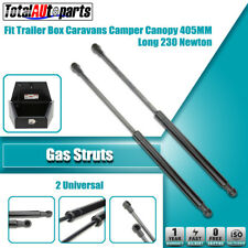 2x 405MM 230N Gas Struts for Caravans Camper Trailers Canopy Toolboxes Cabinets
