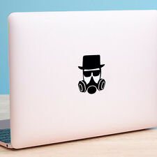 "HEISENBURG Apple MacBook Decal Sticker fits 11"" 12"" 13"" 15"" and 17"" models"