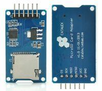 Micro SD Storage Board Mciro SD TF Card Memory Shield Module SPI For Arduino*1