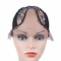 Wig Cap Making Full Lace Weaving Caps Mesh Base Stretchy Wigs Net Strap Hairnets