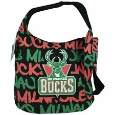 NBA Robin Ruth Milwaukee Bucks Round Shoulder Hand Bag Cross Body Purse Women
